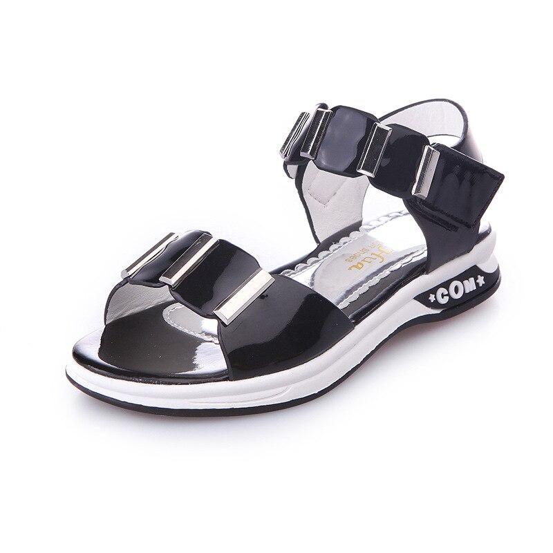 Cozulma Kinder Pailletten Strand Sandalen Schuhe Für Mädchen Mode Offene Spitze Sandalen Kinder Nicht-slip Sommer Schuhe Größe 26 -37 Einen Einzigartigen Nationalen Stil Haben