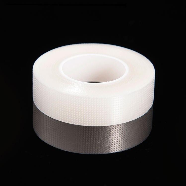 100 шт PE ушко коврик транспонд Женская медицинская лента дышащий наращивание ресниц макияж нетканые тени для век