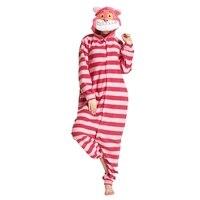 JINUO Love Dog Lovers Couples Anime Onesie Fleece Pajamas Adult Animal Sleepwear For Halloween Party Wear