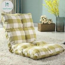 Луи моды Диваны-мешки ленивый диван татами складной односпальная кровать компьютер в общежитии Окна японский спинкой