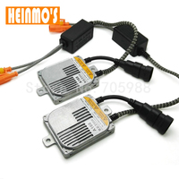 55 W Slim HID kit xenon ballast kit H1 H3 H7 H11 9005 9006 880 auto koplamp Elektronische slim ballast