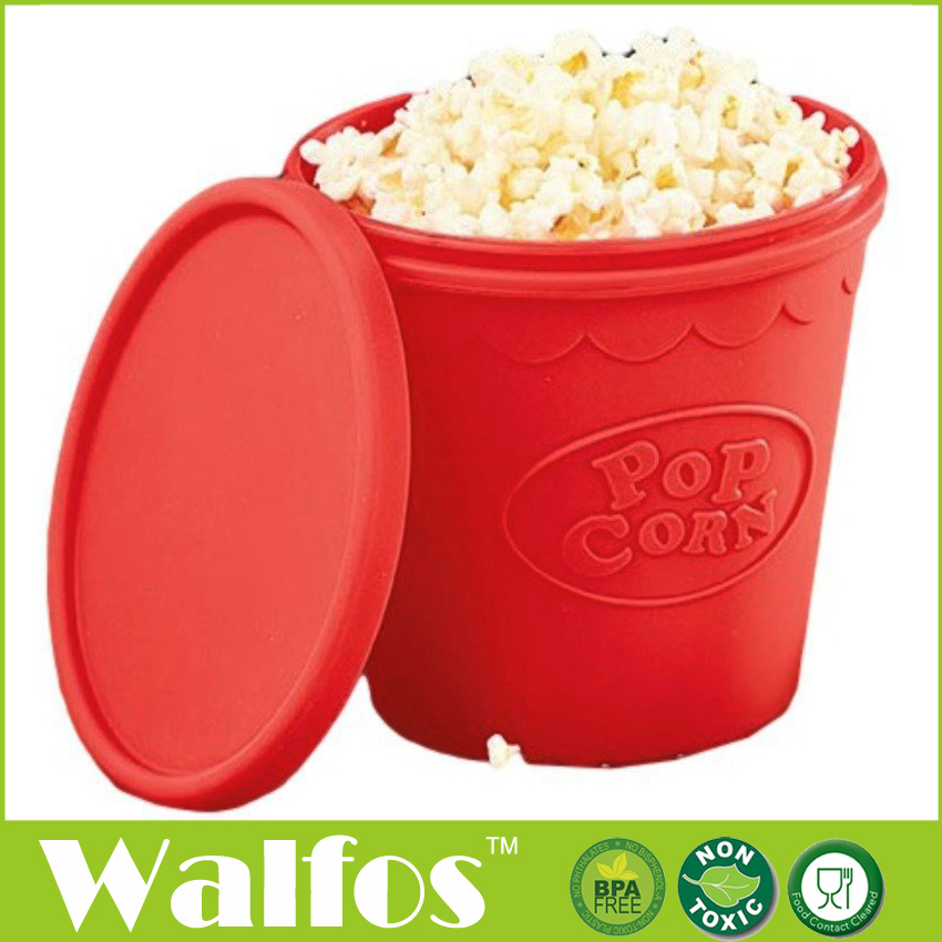 As Seen On Tv Silicone Popcorn Container Diy Silicone