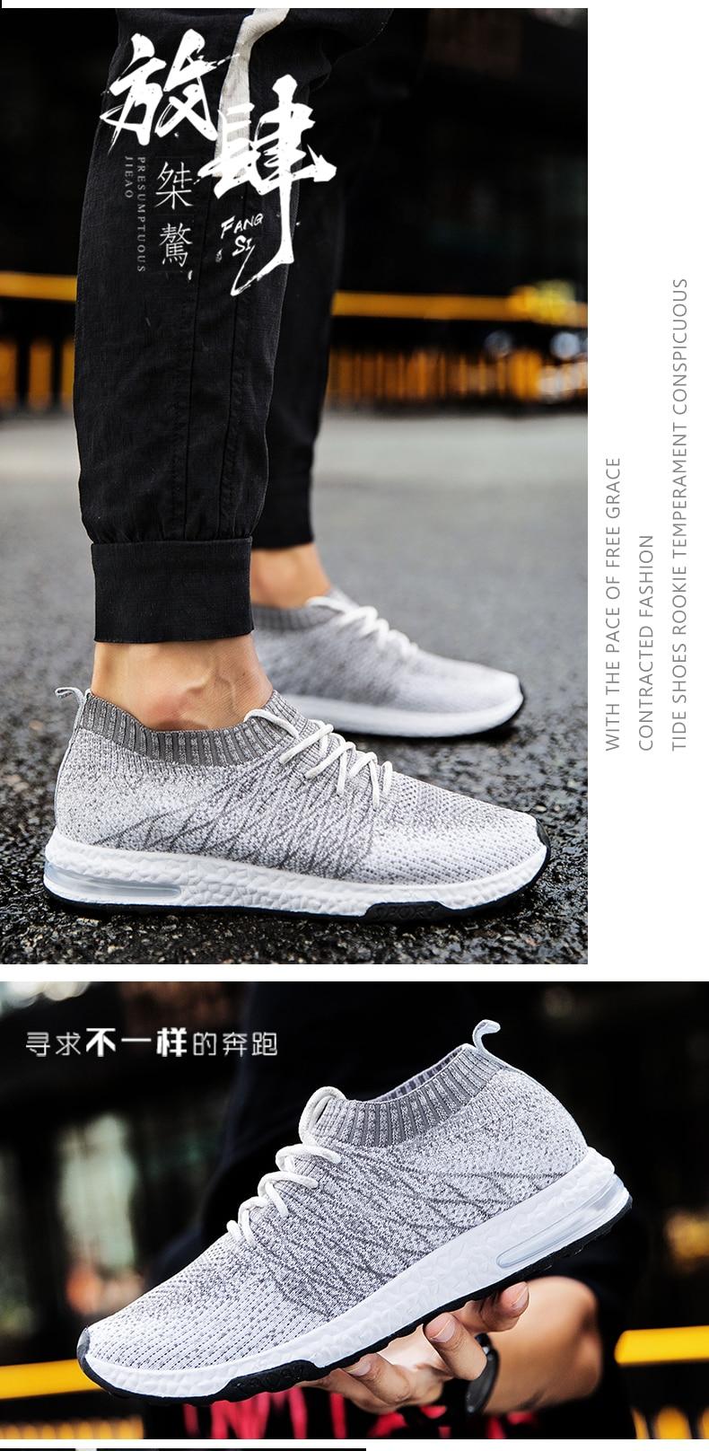 sapatos casuais deslizamento no verão sapatos masculinos