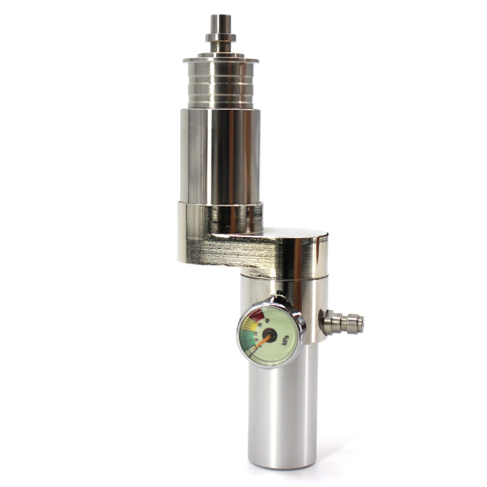 New Air Constant Z Valve 3000psi Output Pressure Pressure Regulator Condor 4500psi Inlet HPA Test Valve Switch Stainless Steel