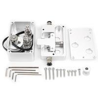1.75/3/2.85mm UM3 Ultimaker2+ All Metal Bowden Remote Double Wheel Deceleration Extruder Flexible For CNC 3D Printer Parts