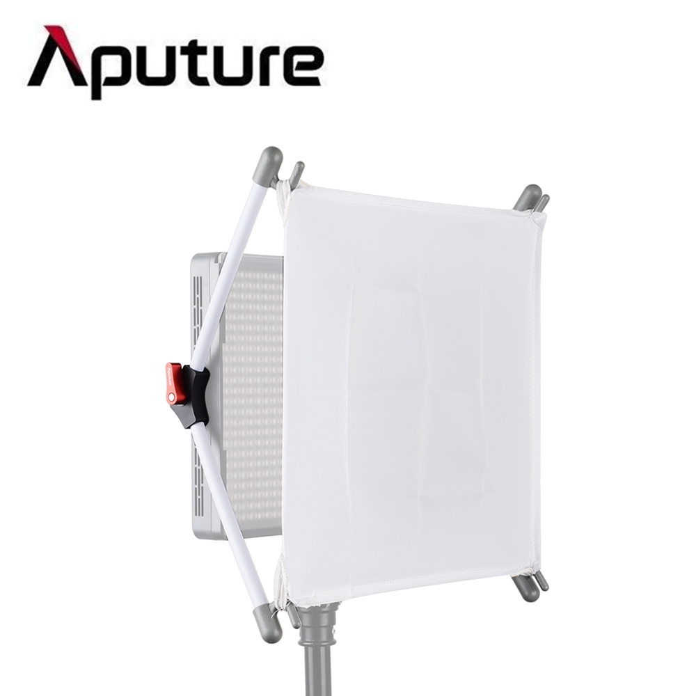 Aputure Easy Frost Diffuser Softbox kit for Aputure Amaran Series HR672 AL-528 and Other LED Video Studio Camera Lights стоимость