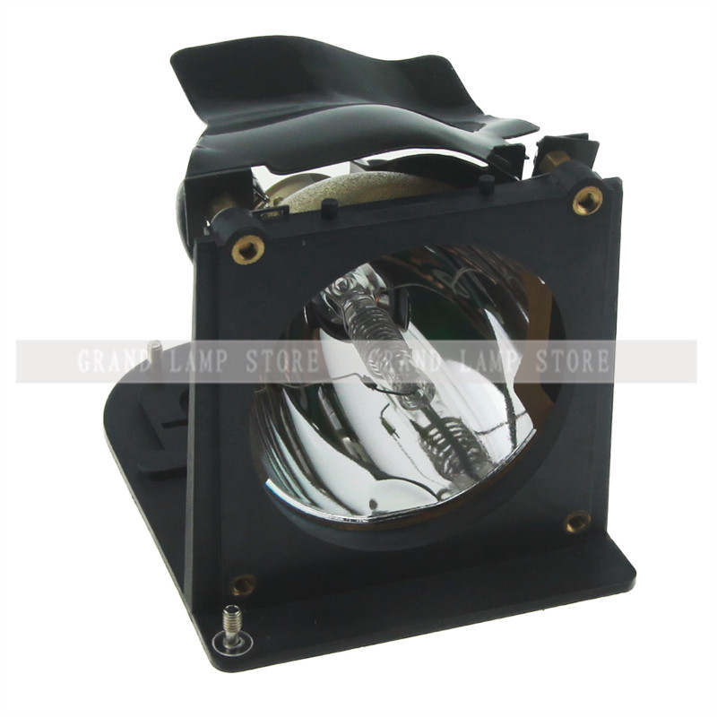 high quality Projector lamp 725-10037 / R3135 / 310-4747 / OP3310/730-11230 for DELL 4100MP with housing Happybate
