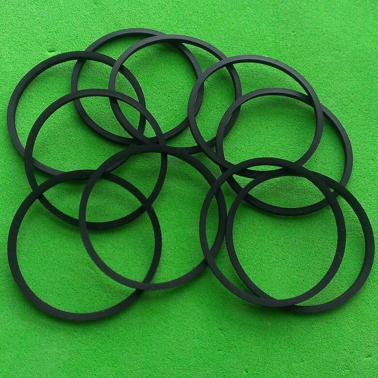 Sporting 5 Teile/beutel 60 Mm 65 Mm 70 Mm 80 Mm 85 Mm Kassette Maschine Platz Gürtel Verschiedene Gemeinsame Universelle Reparatur Elektronische Zubehör & Supplies