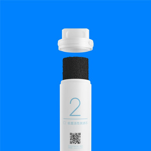 Image 3 - Xiaomi elemento del Filtro di depuratore di acqua PP cotone pre carbone attivo RO osmosi inversa post filtro a carbone attivo elemento