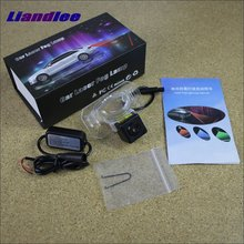 цена на Liandlee For Honda For CR-V For CRV 2012~2015 Car Laser Light Prevent Rear-end Collision Warning Haze Rain Fog Snow Lights