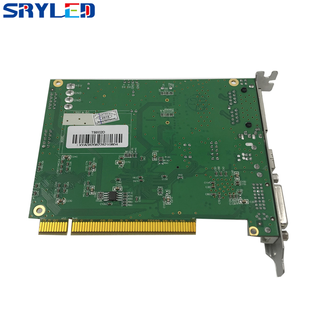 Linsn TS802D Sending Card, Full Color Synchronous LED Display Control Card