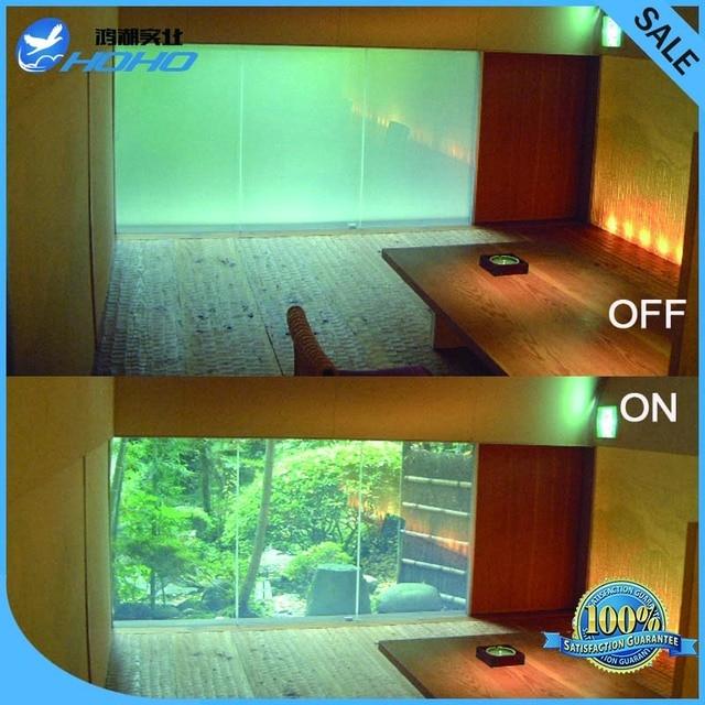 € 175.23 |Smart Film Verre \/il utiliser pour projecteur écran, électrique  verre intimité, électriquement commutable verre intelligent dans ...