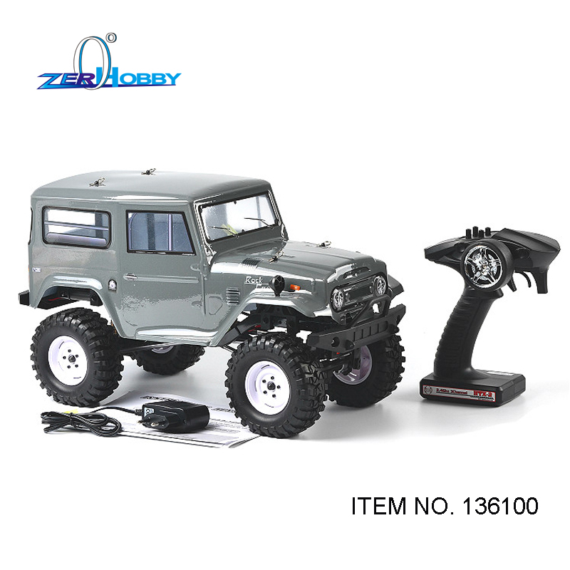 HSP RGT Racing 1/10 Scale Electric 4wd Off Road Rock Crawler Cruiser 136100 RC-4 Climbing High Speed Hobby Remote Control Car hsp 94180 1 10th scale rc car 4wd electric powered off road rc crawler 2 4g climbing truck car p3