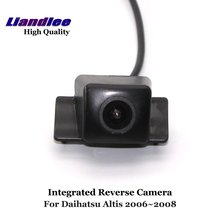 Liandlee Car Rearview Reverse Camera For Daihatsu Altis 2006~2008 Backup Parking Rear View Camera  Integrated High Quality liandlee car rear reverse camera for mitsubishi challenger 2008 2015 backup parking rear view camera integrated high quality