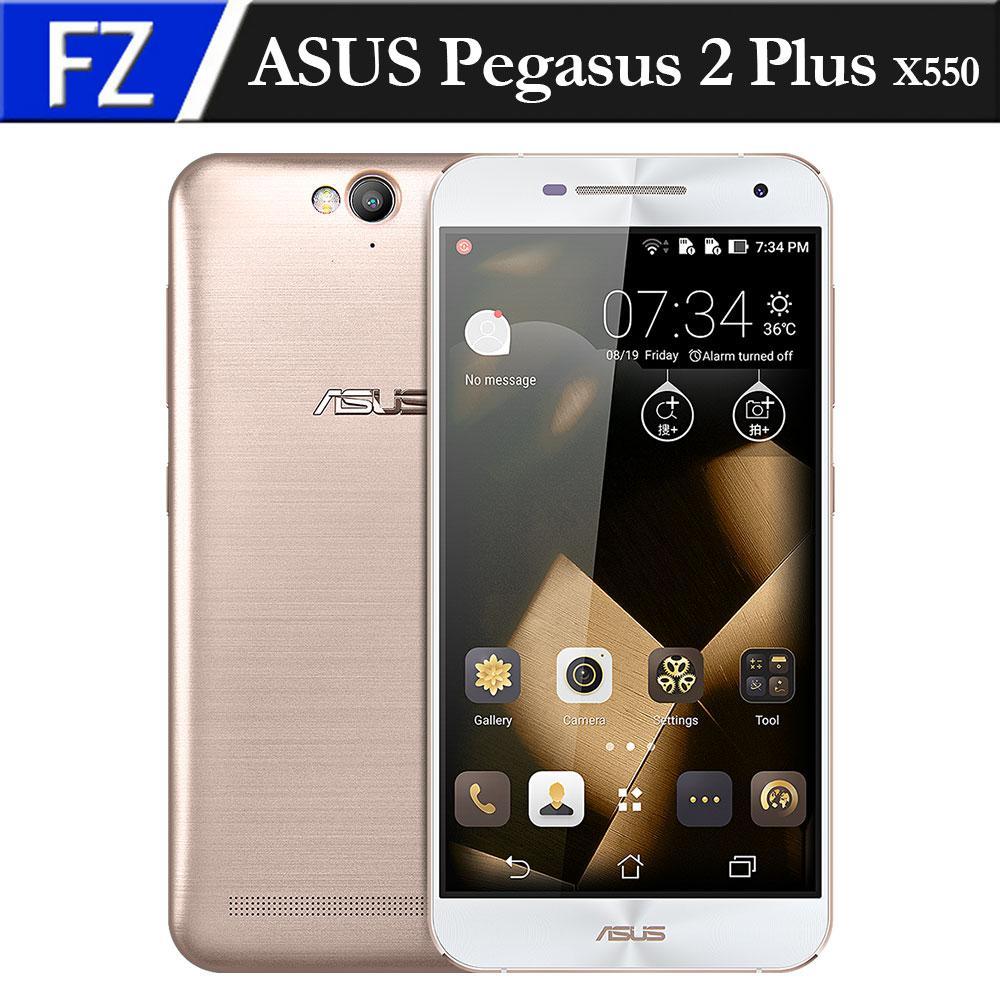 """bilder für Neue ASUS Pegasus 2 Plus X550 5,5 """"FHD MSM8939 64-bit octa-core Android 5.1 3 GB RAM 13MP CAM Palmprint Anerkennung 4G Smartphone"""