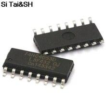 74HC4053 74HC4053D SOP-16  10pcs/Free postage