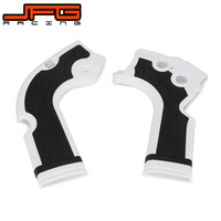 Plastic Frame Guards Protector For HONDA CRF250R CRF250 R CRF 250R 14 16 CRF450R 450R CRF450