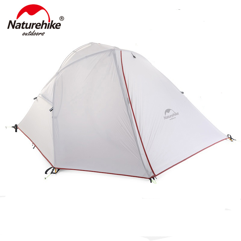 Naturehike Wind Wing 1 Person Tent Hiking Camping Tent Ultralight 20D 210T Fabric NH16S012 S