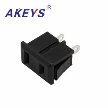 10PCS AC-101 SS-6C High quality AC power socket switch Television outlet