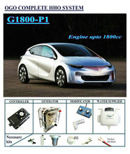 OGO komple HHO sistemi G1800 P1 PWM CE ve FCC MAF/harita kadar motor 1800CC