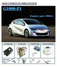 OGO kompletny system HHO G1800 P1 PWM CE i FCC MAF/mapa do silnika 1800 cm3