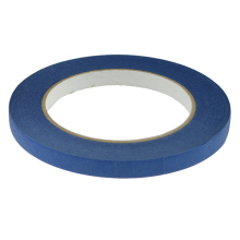 Hot sale  5roll *10mm *50m  automotive paint   blue masking tape painters