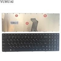 New For Lenovo G700 G500 G710 RU Russian Laptop Keyboard MP 12P83SU 686 PN 25210902