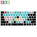 HRH Steinberg Cubase функциональная клавиатура с горячим ключом  силиконовая клавиатура  защитная пленка для Apple Magic MLA22B/A  версия США