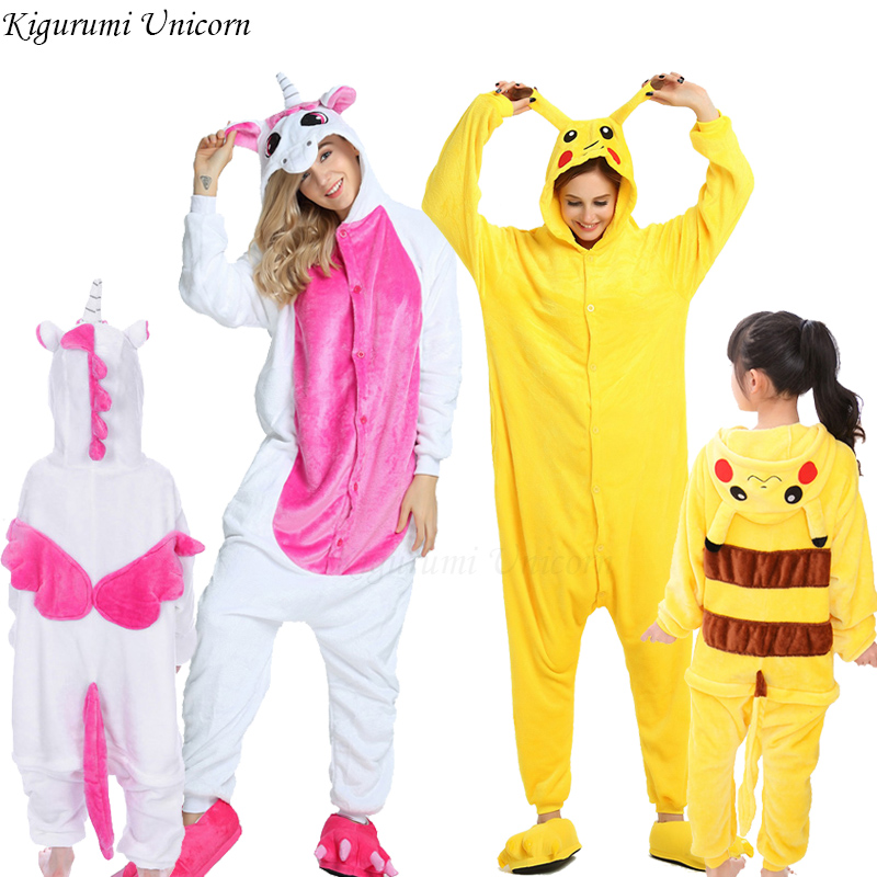 Women/'s kigurumi for adults Sleepwear Yellow Tiger Pajamas Animal Homewear