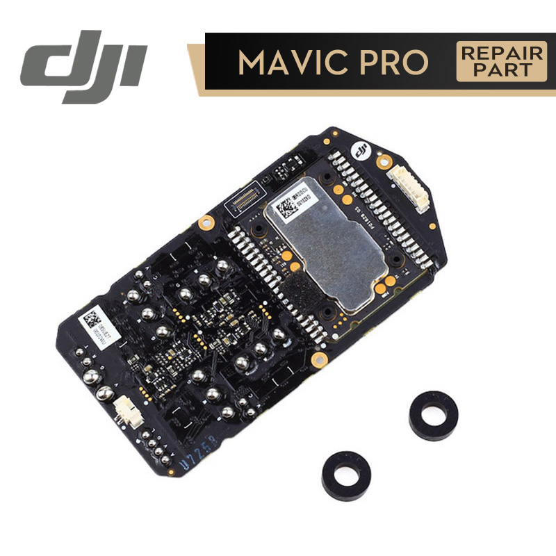 DJI Mavic Pro Flight Controller ESC Board Module for Mavic Drone Accessories Repair Parts Original drone upgraded apm2 6 mini apm pro flight controller neo 7n 7n gps power module