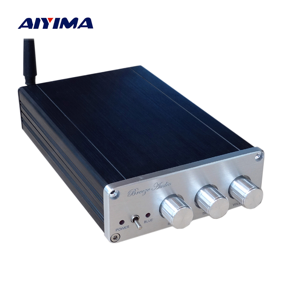 AIYIMA TPA5613 Bordo Amplificatore Subwoofer 75 w * 2 + 150 w 2.1 Canali Digitale Bluetooth 4.0 Audio Amplificatore Amp home Audio Speaker FAI DA TE