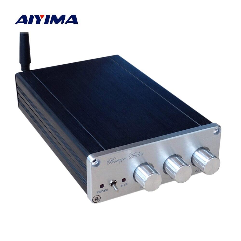 AIYIMA TPA5613 сабвуфер усилители домашние доска 75 Вт * 2 + 150 2,1 канальный цифровой Bluetooth 4,0 аудио Amp домашняя аудиоколонка DIY