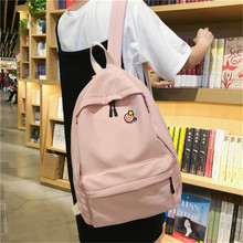 New Shoulder Bag Fashion Casual Backpack Student Large Capacity College Girl Computer Outdoor Travel Sports