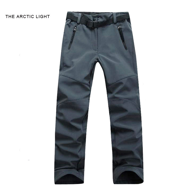 THE ARCTIC LIGHT Camping hiking Ski Pant Women Trousers Outdoor Leisure windproof,keep warmth Warm Soft Shell Pants Female AD095