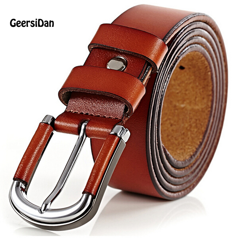 Discreet 2017 Designer Belts Men High Quality All Match Leisure Luxury Brand Vintage Leather Belt For Men With Special Belt Buckle To Invigorate Health Effectively