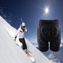 Спортивные экипировочные шорты, защитные для бедер и ягодиц, лыжи, коньки скейтборд, сноуборд, защита от падения роликовые Мягкие Шорты
