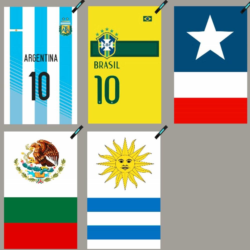 aliexpress com buy argentina brazil chile mexico uruguay