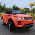 Four-wheel dual motor da engrenagem contrller remoto carro elétrico criança carro para as crianças de Carro com Multifunções Música Menino Crianças Ride on carro