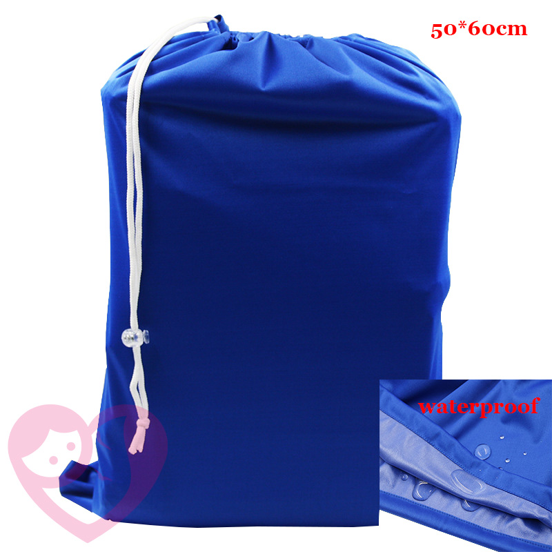 New coming 1pc free shipping plain color one pocket wet dry diaper bag 8colors for your