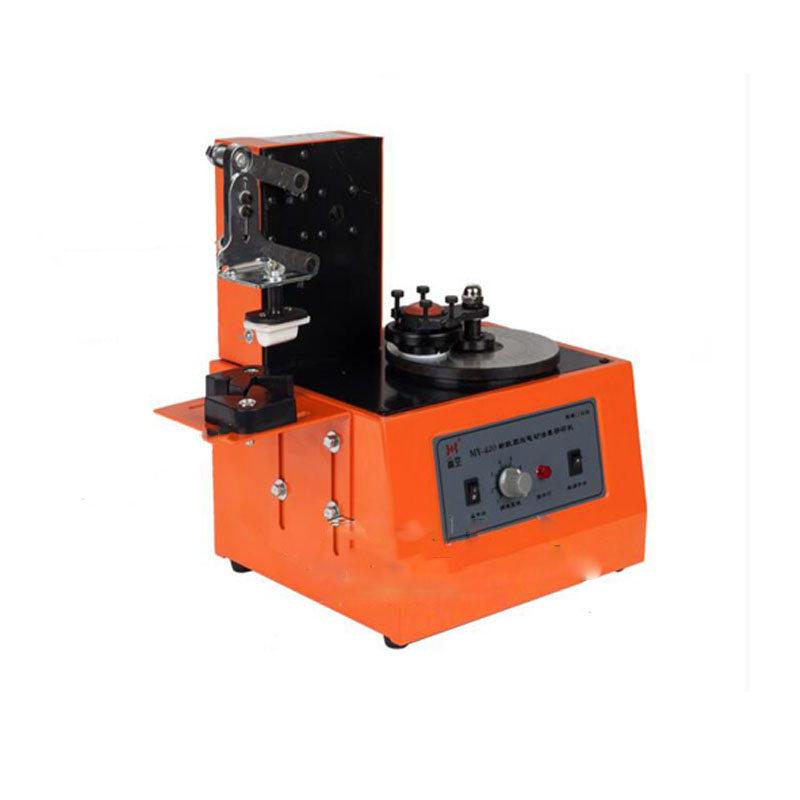110v 220V Desktop Electric Pad Printing Machine Ink Printer Round Pad Printing Machine MY 420|  -