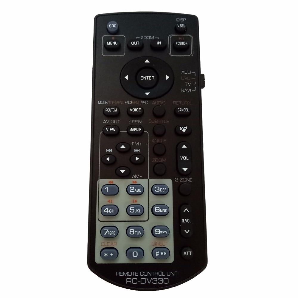 NEW Replacement Remote Control RC-DV330 for KENWOOD Dnx Ddx Models Dvd Nav Models In Car DDX8019 DDX8022BT DDX8024BT DDX8029 2016 new rc remote control car charging