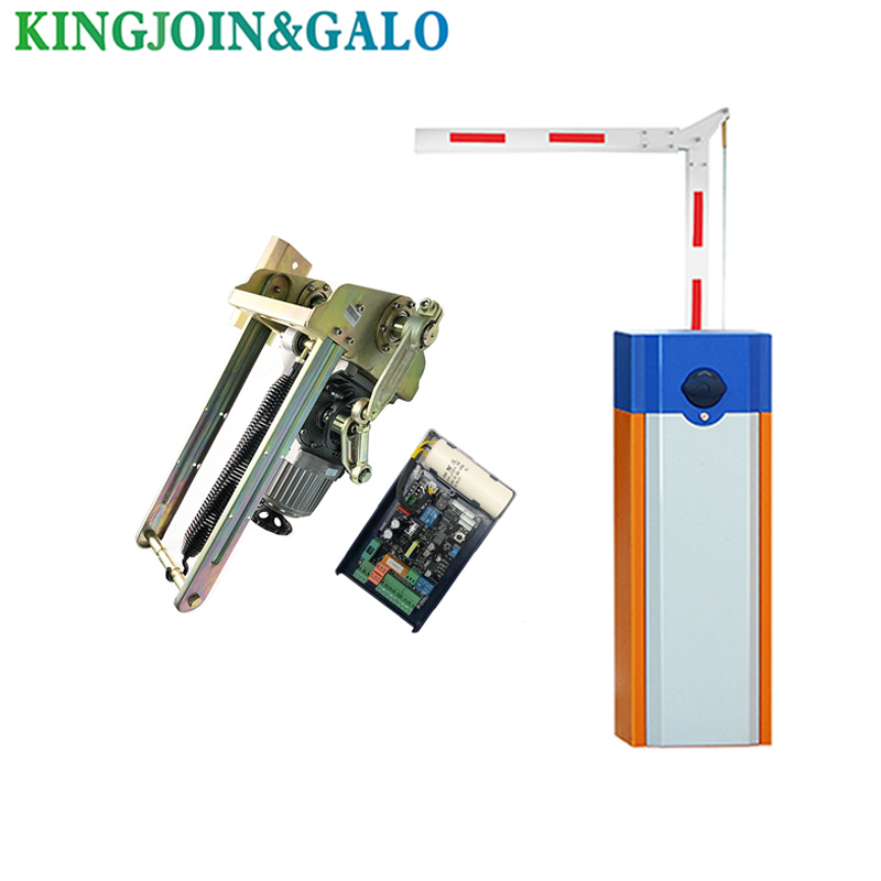 High Quality Machinery 180 Degree Barrier Gate, Traffic Barrier Gate For Vehicle Access Control And Automatic Car Parking System