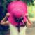 2016 Hecho A Mano Arte Del Ventilador Rafia Playa Sol Sombrero Arco de la Señora Sombreros de verano Sólido Foto Tapa Sombreros de Las Mujeres Ocasionales de la Nueva Llegada paja