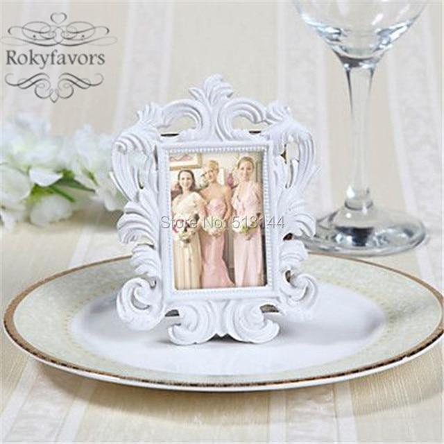 FREE SHIPPING 10PCS Elegant Baroque Mini Photo Frame Place Card ...