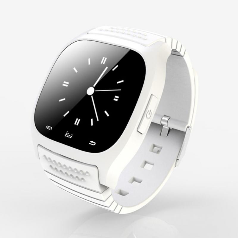 Bakeey M26 Bluetooth Phone Call Phonebook Notification Stopwatch Baromete R-Watch SMS Anti Lost Smart Sport Watch For Android