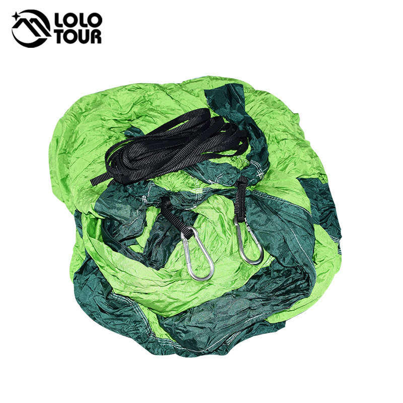 Image 4 - 320*200cm Large Portable Hammock Swing High Strength Hamac 2 3 Person Hanging Sleeping Bed Chair HamakHammocks   -