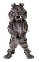 mascot Bulldog mascot costume fancy dress custom fancy costume cosplay theme mascotte carnival costume kits