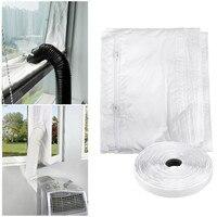Universal Bloqueio de Ar Selo Da Janela de Pano Para Móveis De Ar Condicionado Água-Repelente Máquina de Secar Roupa Casa