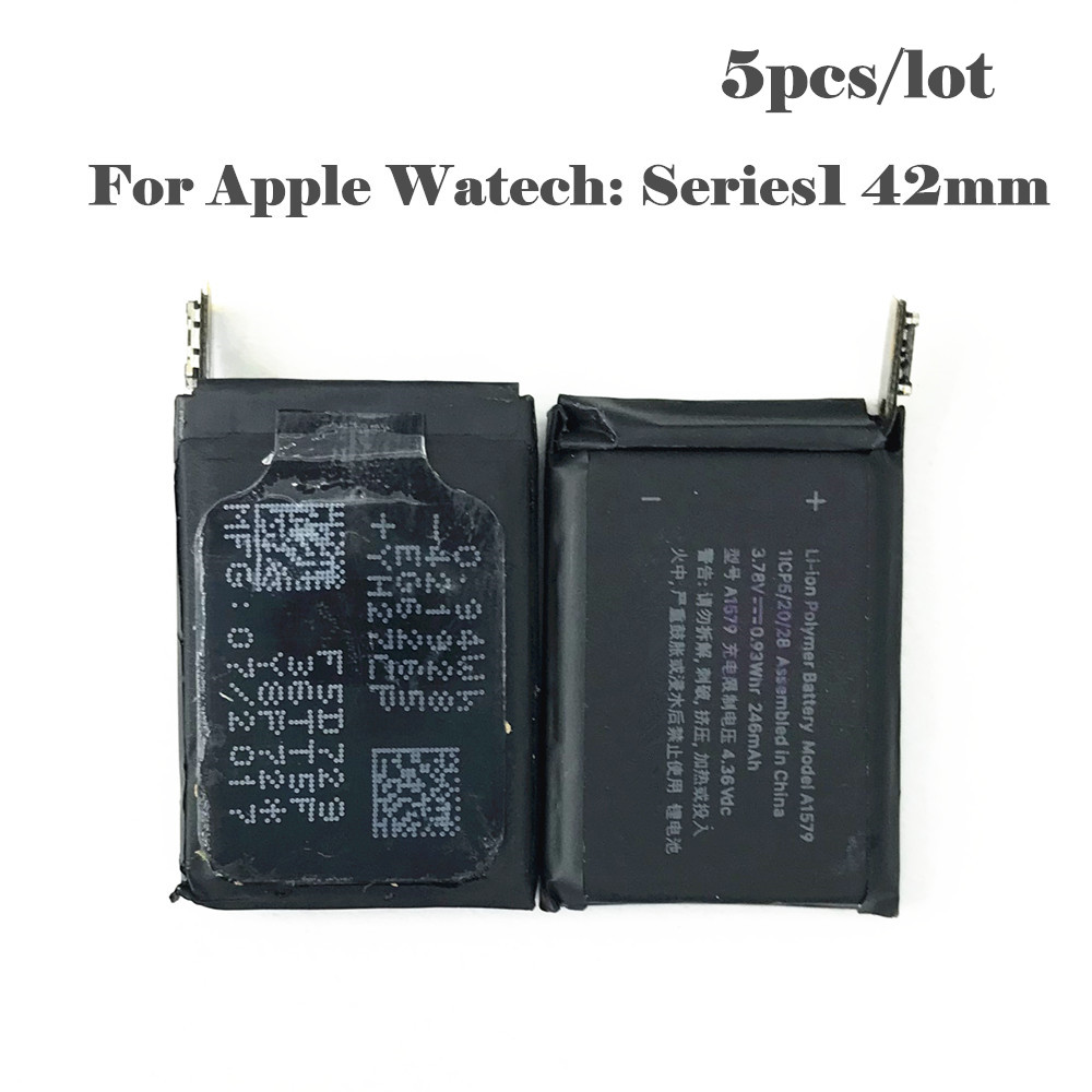 Cellphones & Telecommunications Ayj Original A1579 Battery For Apple Watch Series 1 42mm S1 A1761 246mah Real High Capacity Series1 42mm 100% Tested