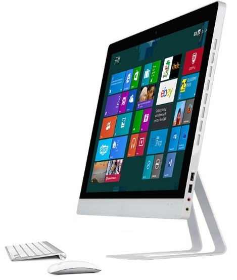 Chinese factory wholesale cheap price OEM/ODM 18.5inch 21.5inch 23.5inch 27inch cpu Core i3 i5 i7 pc desktops